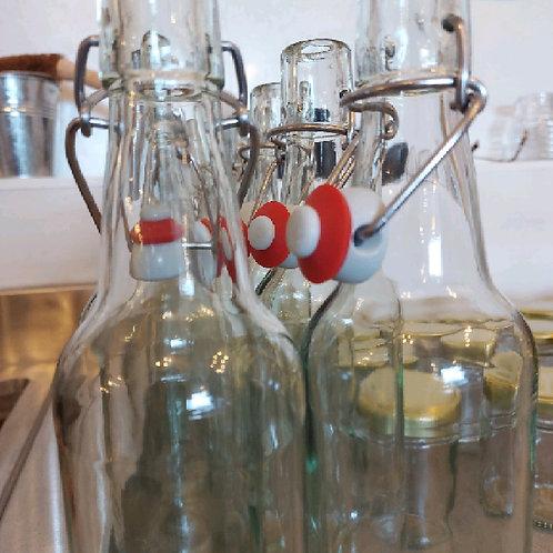 500ml swing top bottle