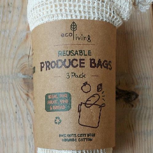 Eco living Produce bag
