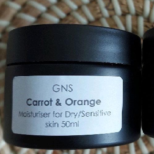 Carrot & Orange Moisturiser