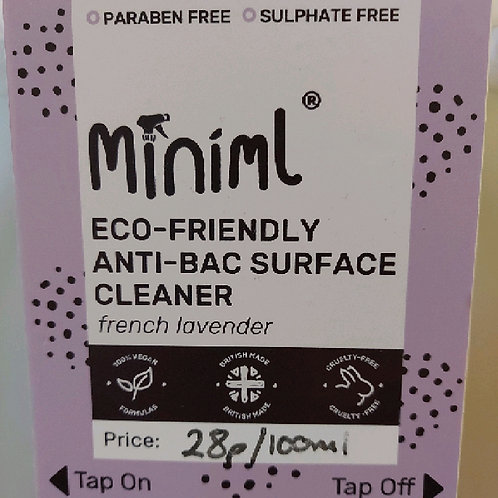 Miniml Anti bac multi surface refill