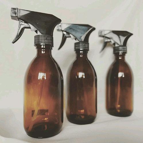 Amber Glass 300ml spray