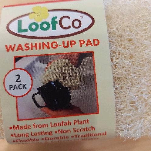 Washing up pad 2pack