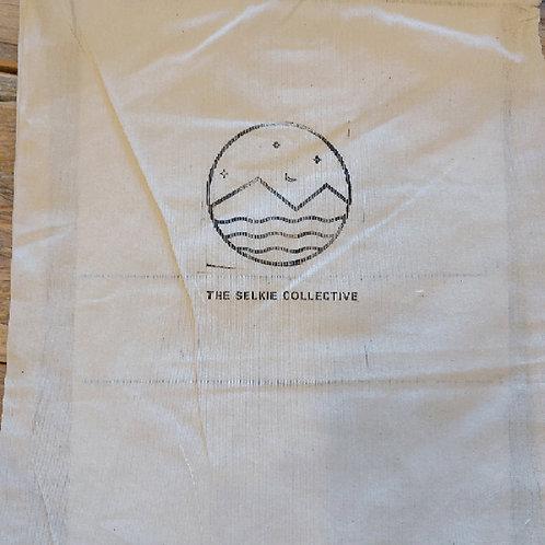 Organic cotton produce bag medium