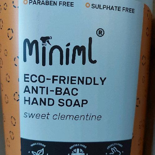 Miniml Anti bac hand soap refill