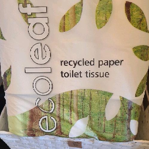 Ecoleaf Toilet Rolls 9 Pack