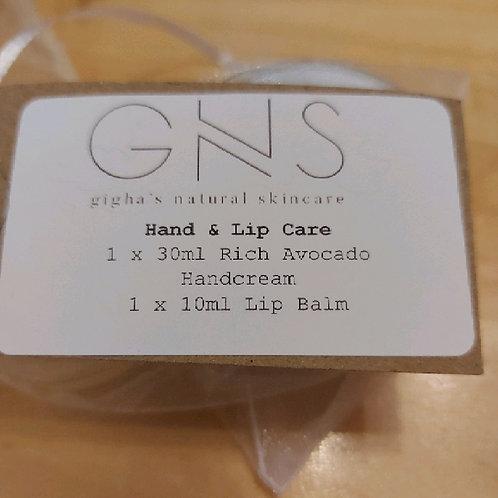 Hand & lip care
