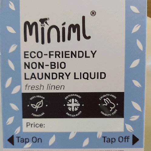 Miniml laundry refill