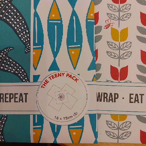 The teeny pack wraps