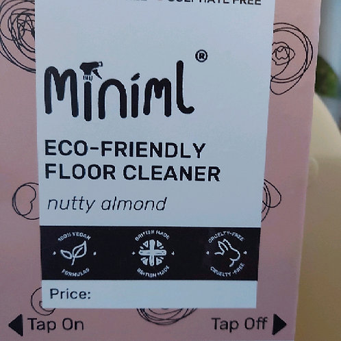 Miniml floor cleaner refill
