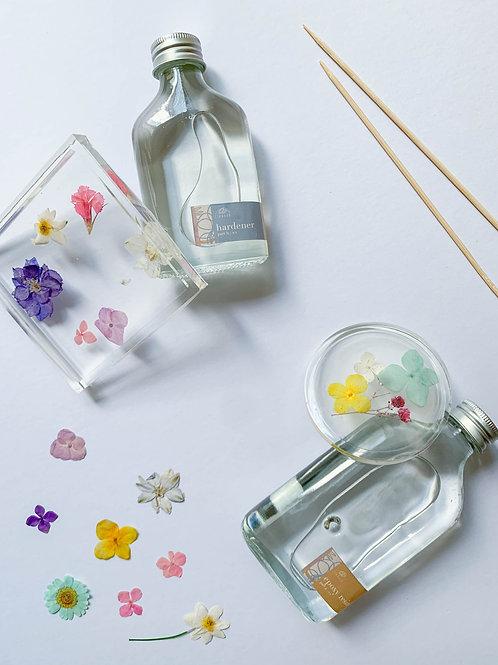 Paraiso Floral Resin Kit