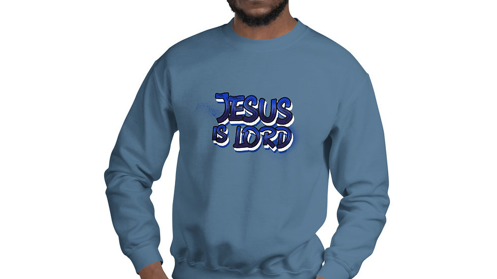 Jesus Is Lord Unisex Sweatshirt
