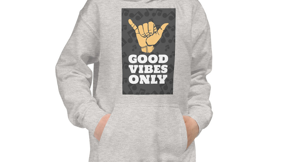 GOOD VIBES ONLY Kids Hoodie