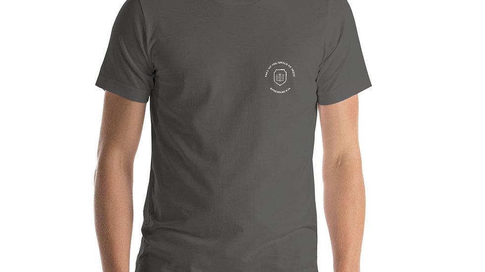 Shield Of Faith Premium Short-Sleeve Unisex T-Shirt