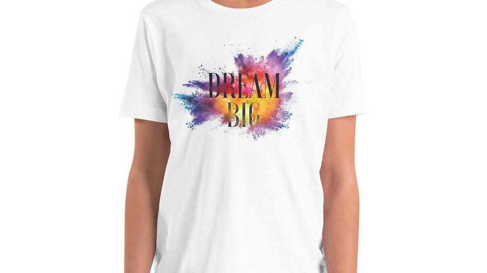 Dream Big Youth Short Sleeve T-Shirt