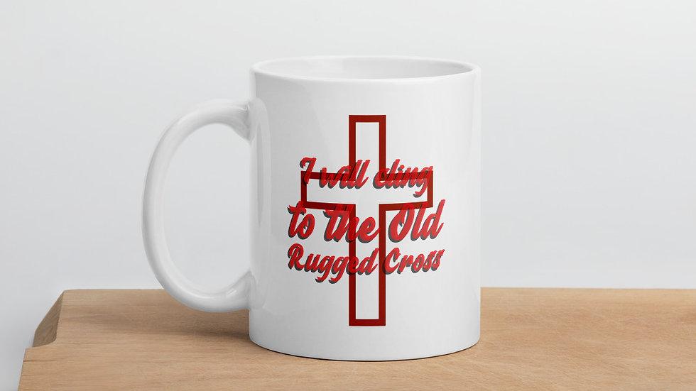 I Will Cling Mug