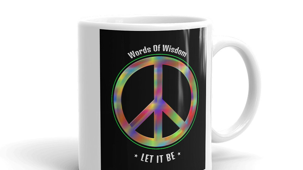 Let It Be Mug