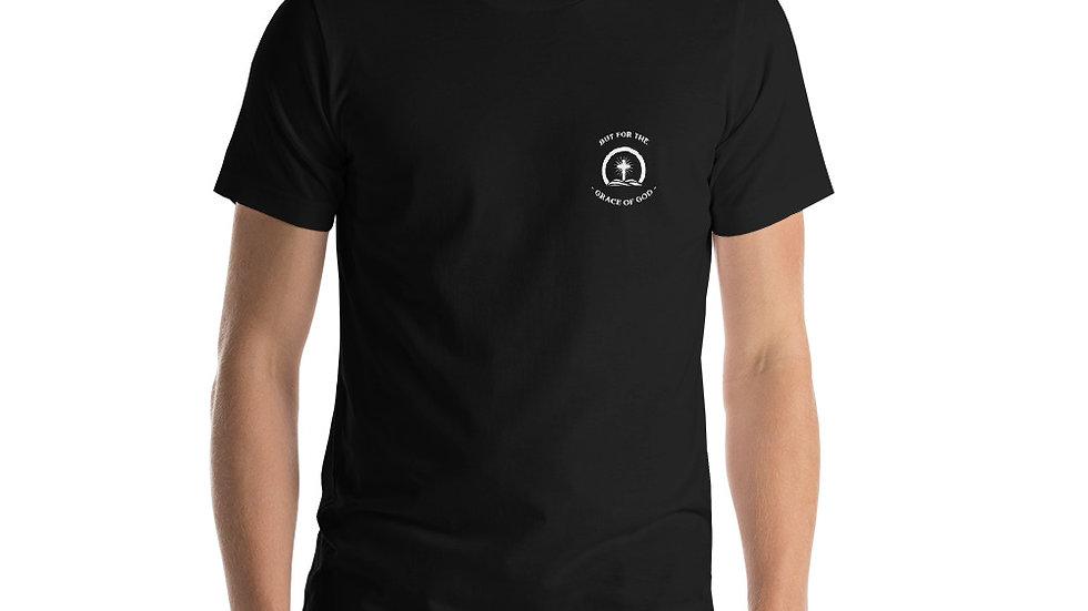 But For The Grace Of God Premium Short-Sleeve Unisex T-Shirt
