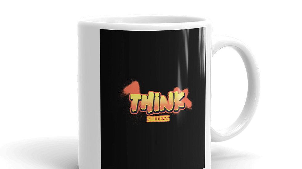 Think Success Mug