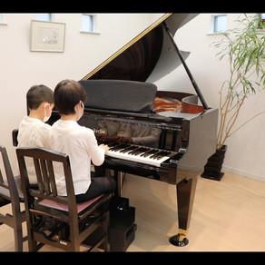 Gala工房音楽教室連弾発表会