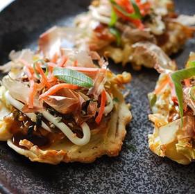 Mini okonomiyaki