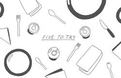 FiveToTry-Eat-Web