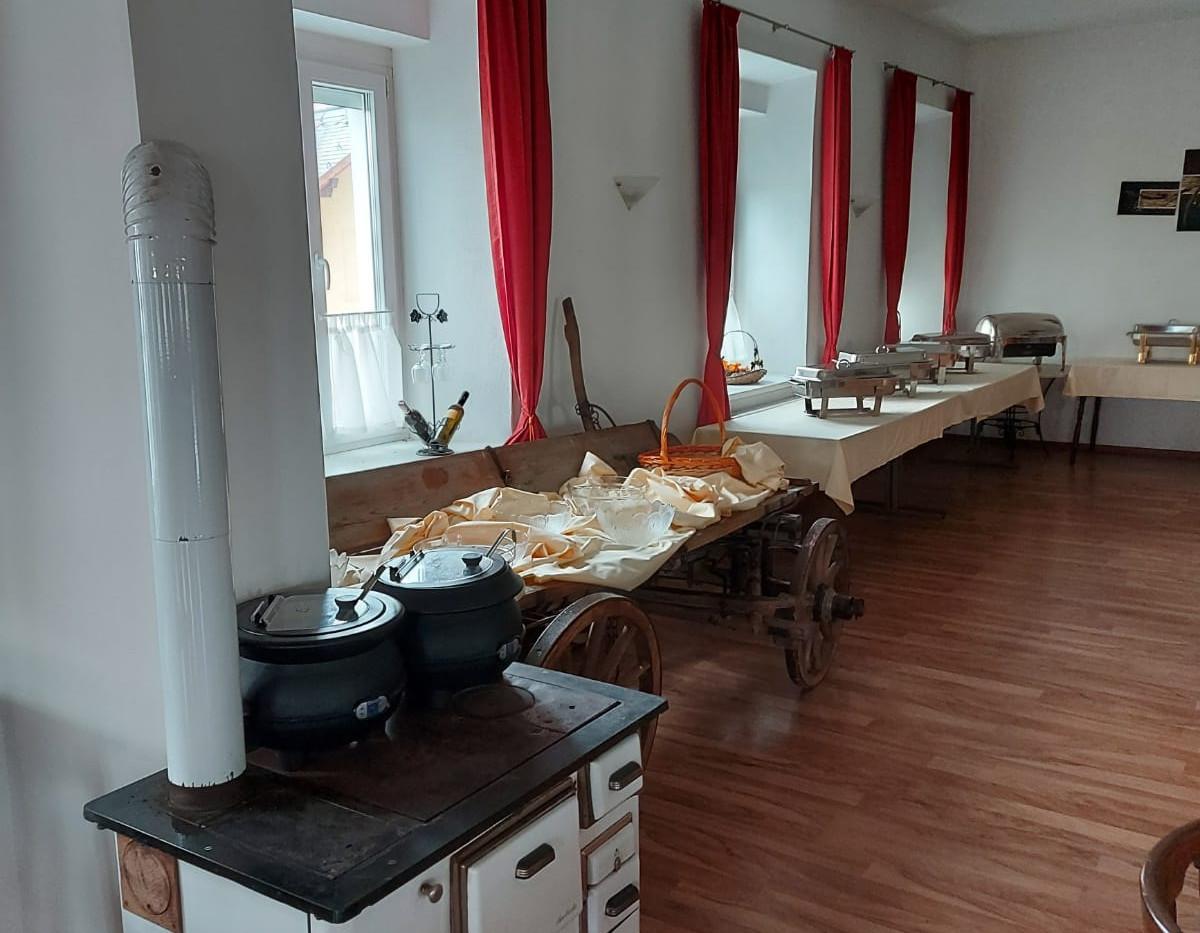 Festsaal - Buffet