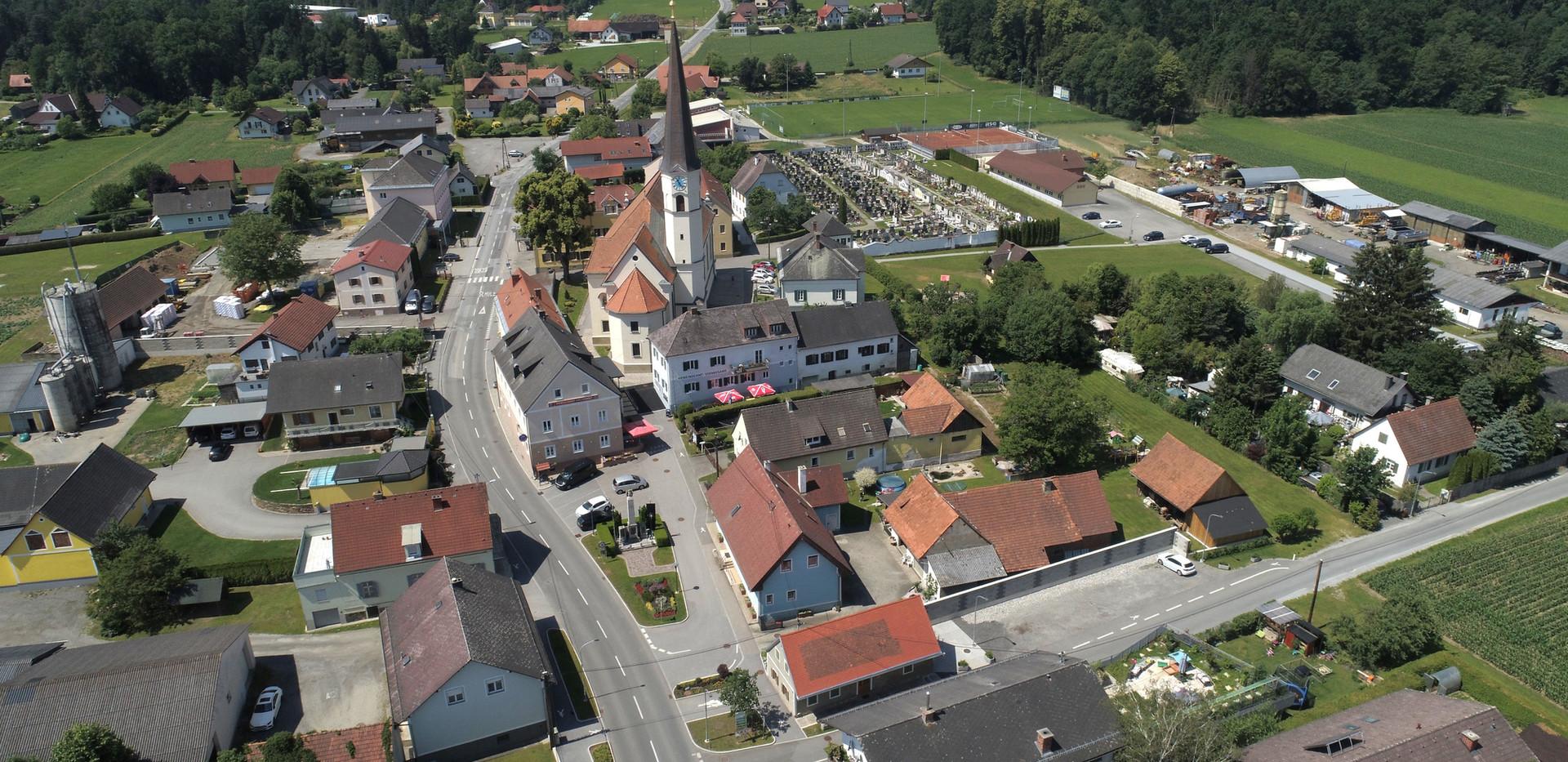 Wundschuh mit Kirchenwirt