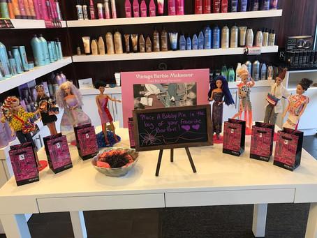 Our Barbie Makeover Contest