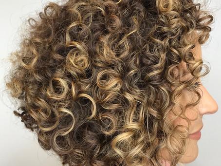 Curly Girl Alert