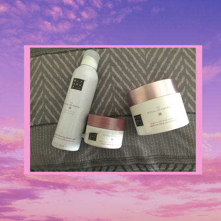 Rituals, The Ritual of Sakura The Renewing Collection Review | Beauty and Skincare Network