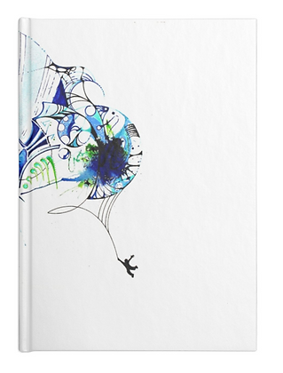 Enjoy the Breeze Notebook