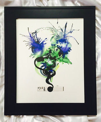"""Print: Let Vibrate Op. 17 No. 2 26""""x22"""""""