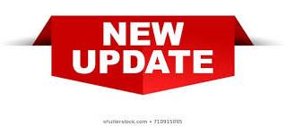 August 28, 2020 Update
