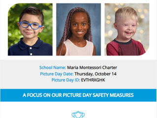 Smile! Picture Day is tomorrow!