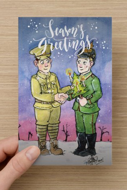 2017 Christmas Cards - Pack of 5