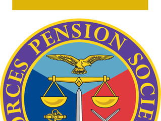 AWtENW Featured on the Forces Pension Society Website