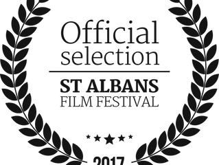 AWtENW - Selected for the St Albans Film Festival 2017