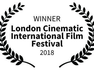 AWtENW WINS at London Cinematic International Film Festival