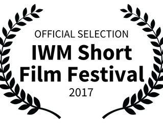 AWtENW - Selected for the IWM Short Film Festival 2017