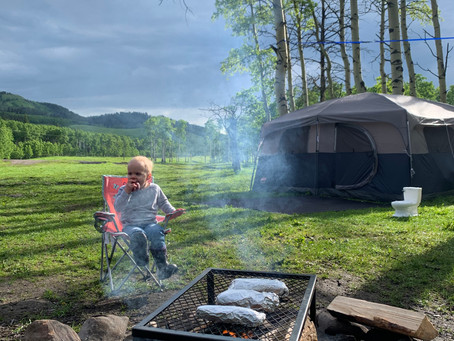 Camping with Kids!