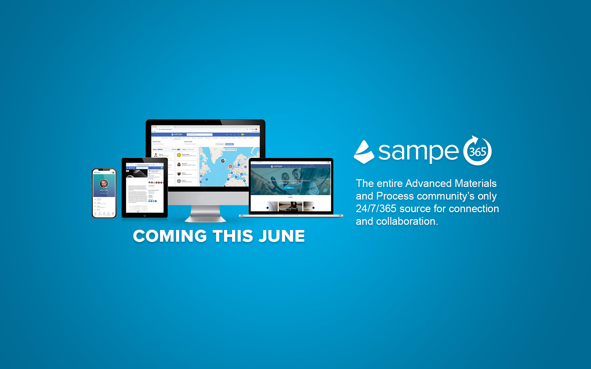 SAMPE 365 Banner