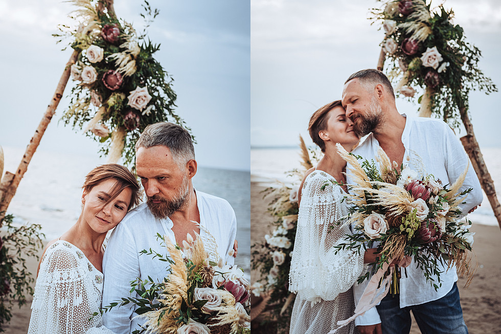 intimate wedding Sardinia