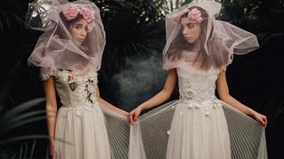 Romantic Garden - Elisabetta Delogu e Arteverde per un ispirazione di matrimonio greenery