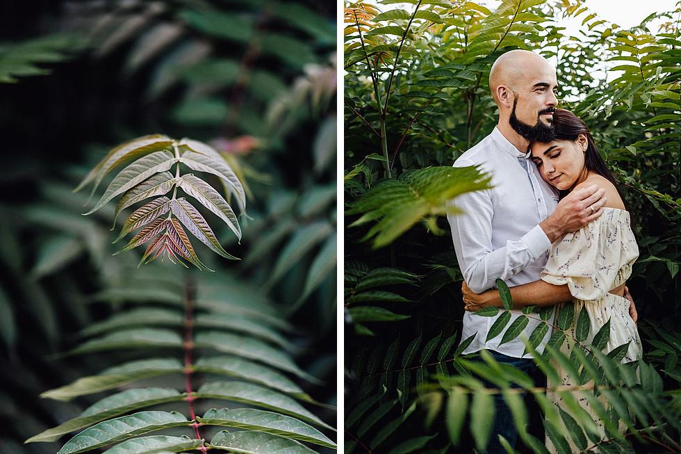 Foto di coppia in Sardegna _ Prematrimoniale romantico nel verde_48.jpg