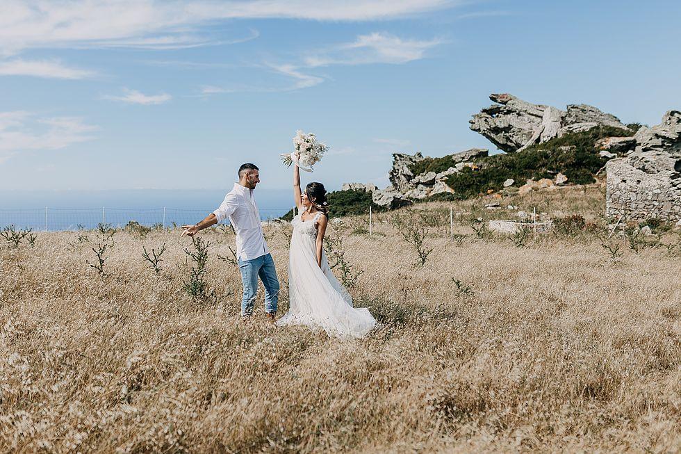 Destination Wedding Asinara - Matrimonio
