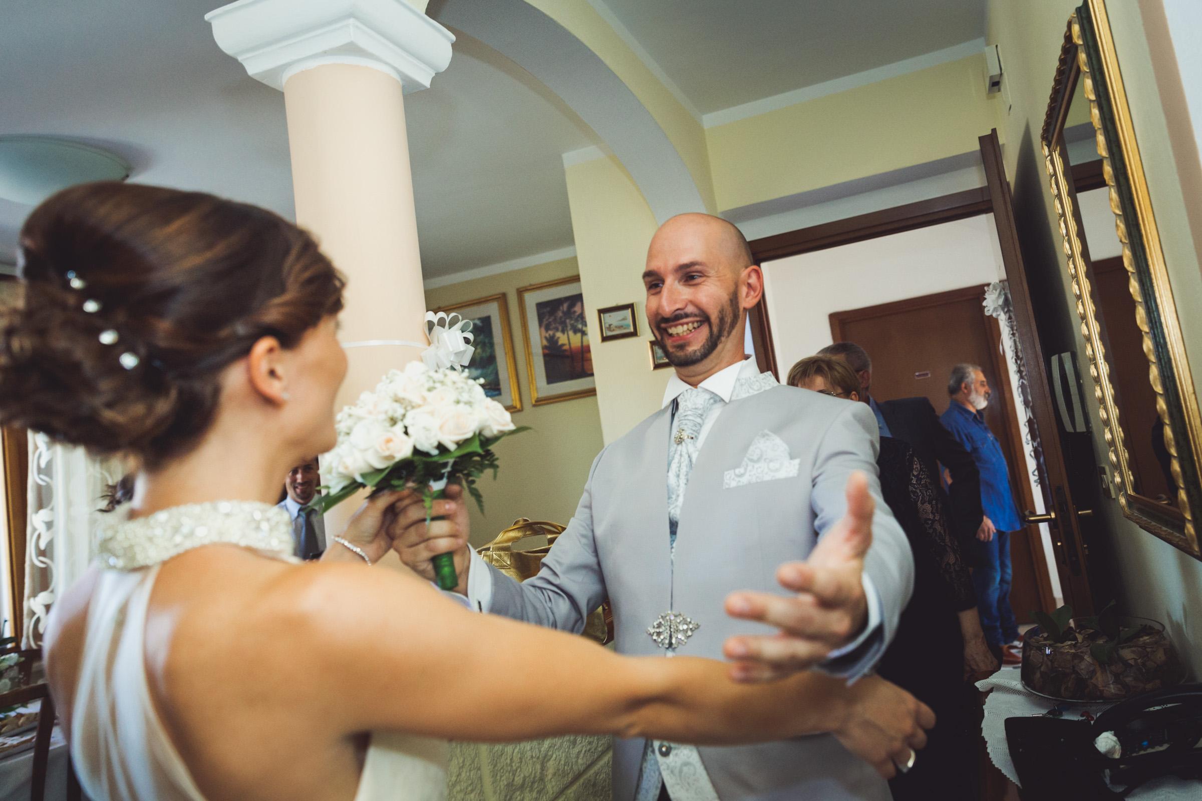 Fotografo matrimonio Ozieri