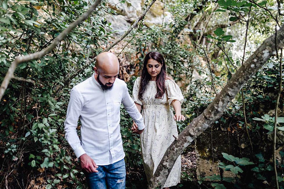 Foto di coppia in Sardegna _ Prematrimoniale romantico nel verde_27.jpg