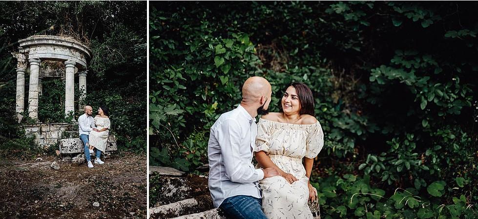 Foto di coppia in Sardegna _ Prematrimoniale romantico nel verde_22.jpg