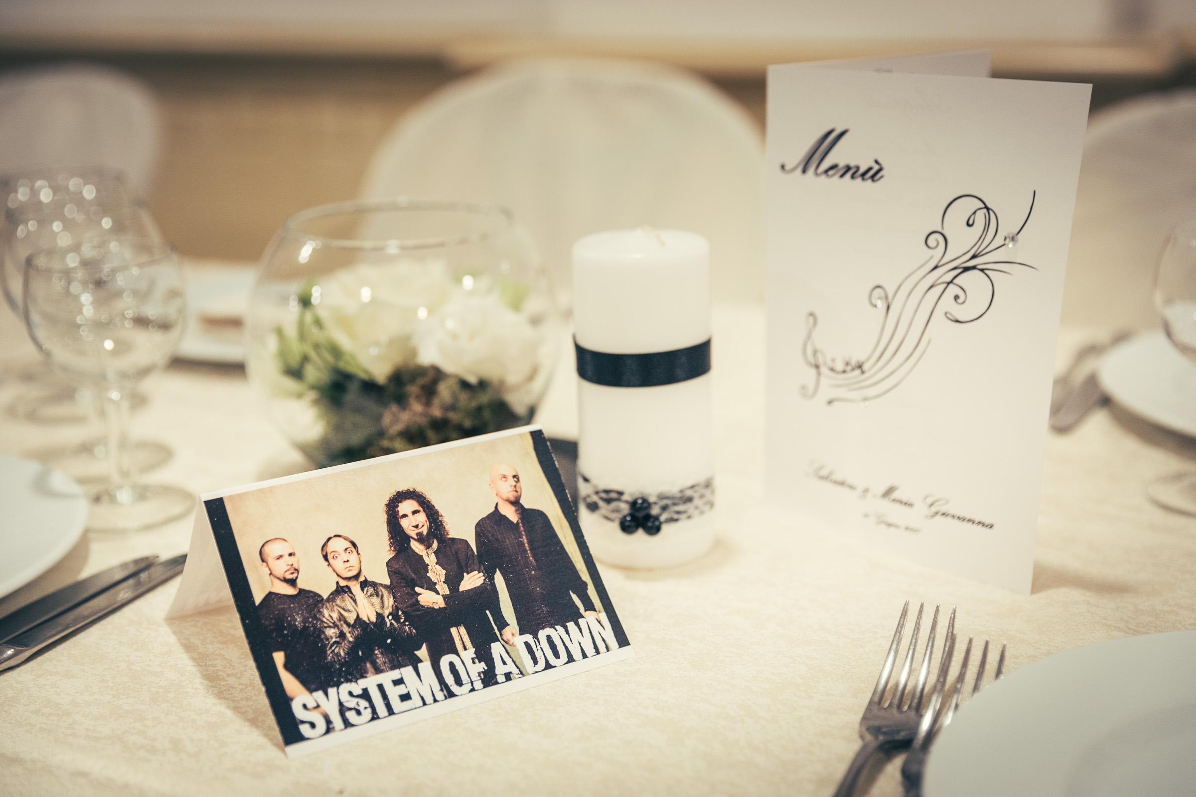 Matrimonio rock  Hotel Libyssonis