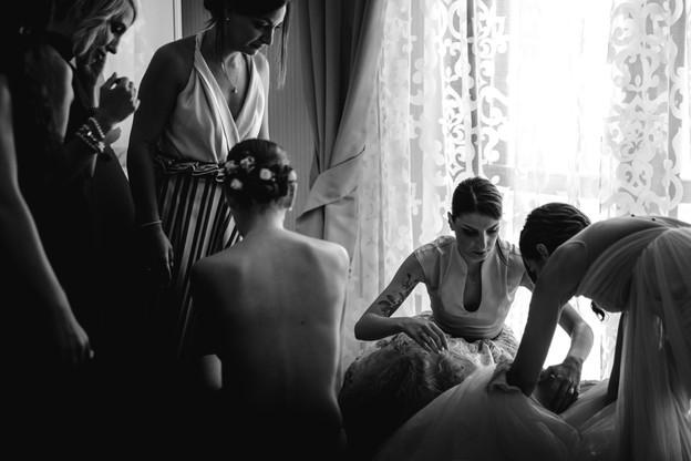 Wedding reportage Sardinia